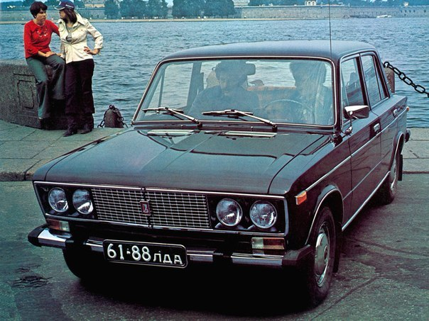 Интересные факты об ВАЗ 2106 «Жигули»