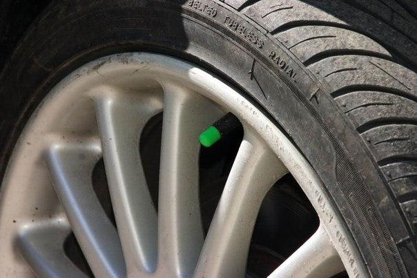 Газ или воздух в шинах? Правда или удачный рекламный трюк