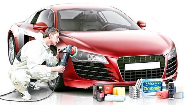 Как сделать полировку кузова автомобиля