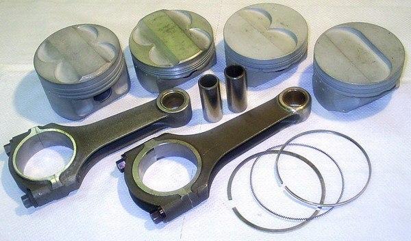 Поршневые кольца двигателя. Основное назначение