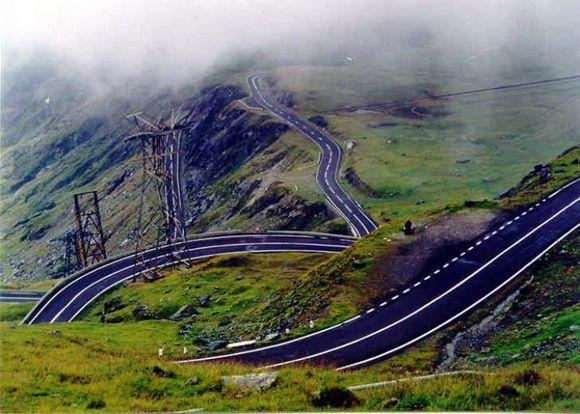 Топ-5 необычных дорог в мире. Топ-5 необычных дорог в мире 2