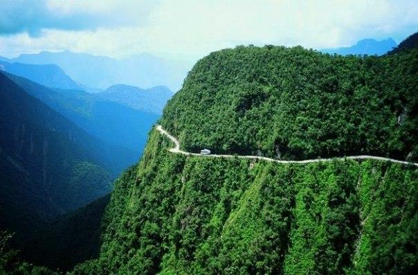 Топ-5 необычных дорог в мире. Топ-5 необычных дорог в мире 3