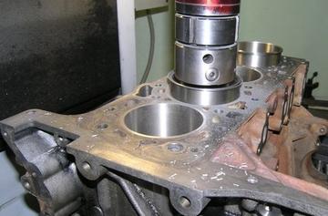 Что такое хонингование цилиндров двигателя