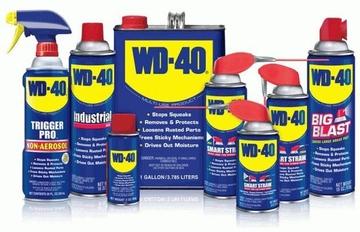 Полезные свойства WD-40