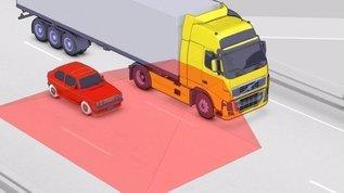 Перестроение перед грузовиком (фурой)