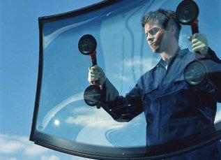 Методика замены автомобильного стекла